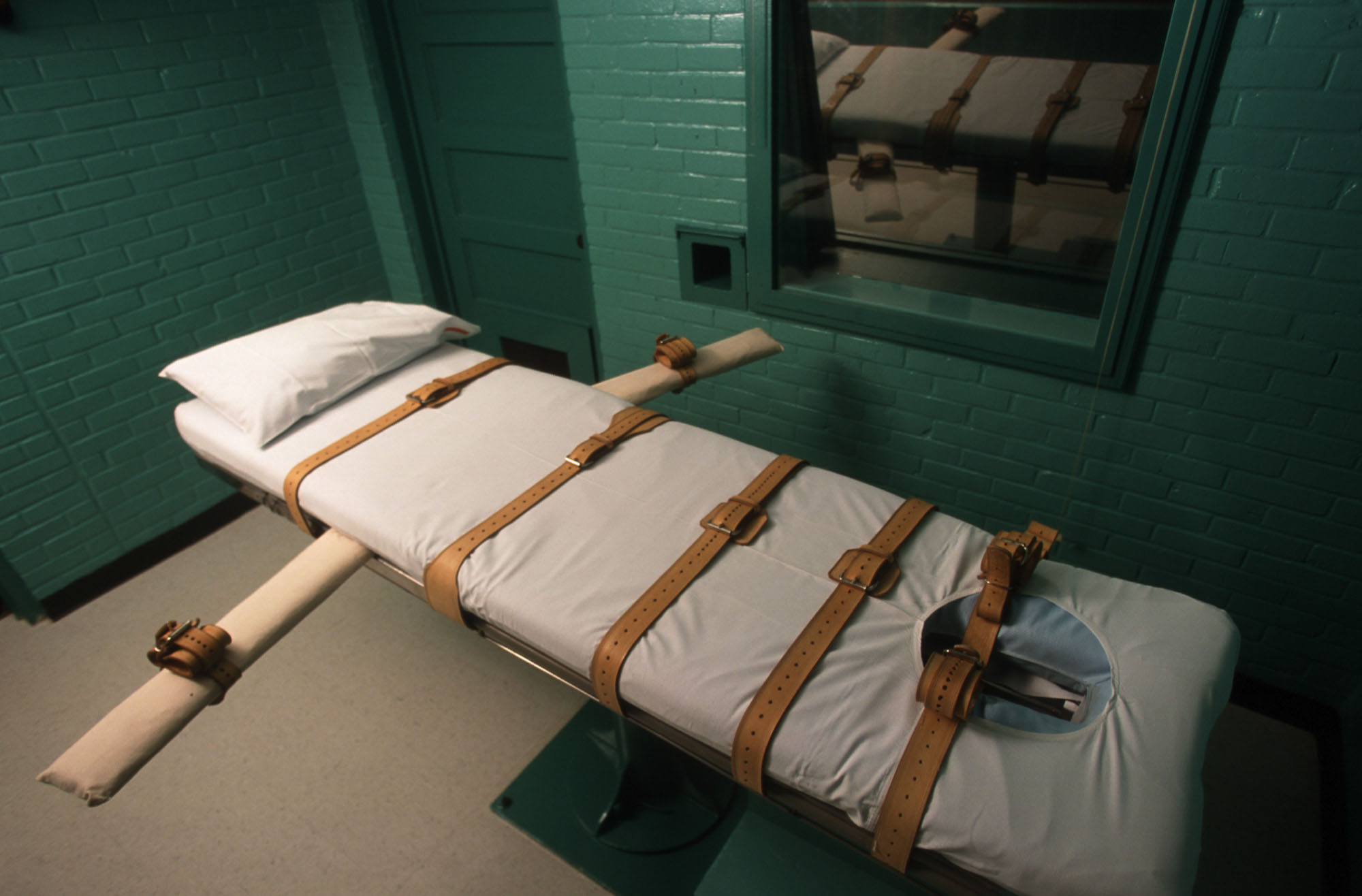 texas death chamber death penalty