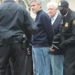 george clooney arrested at sudan rally