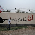 bahrain weapons protests