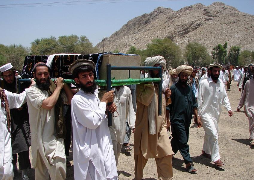 Pakistan drone attack