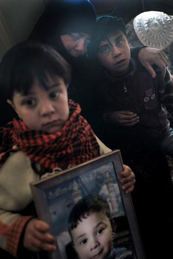 Syrian victims