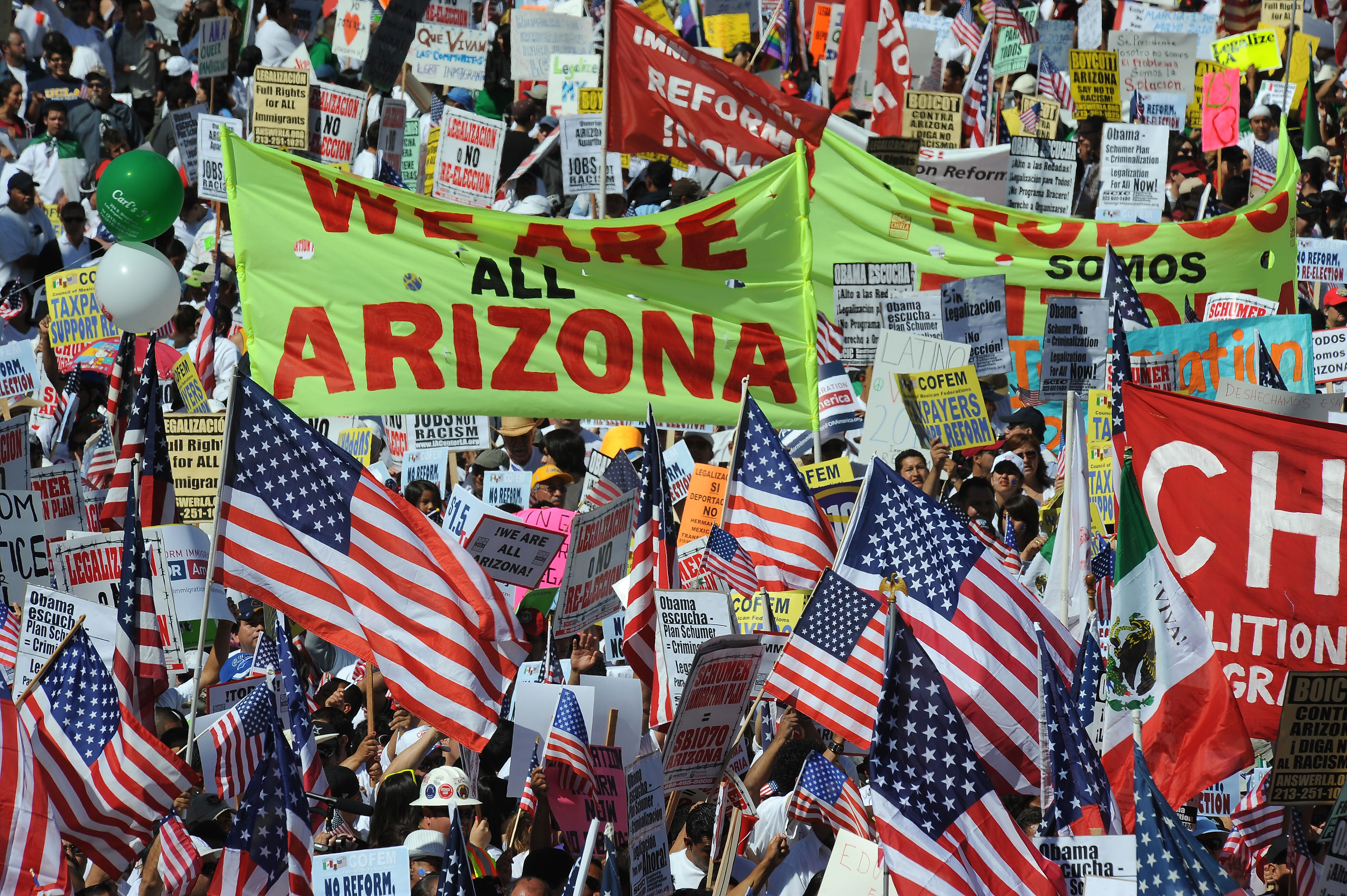 arizona immigration law pros and cons