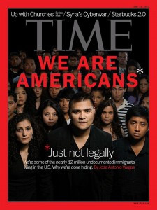 DREAM Act TIME Magazine Cover