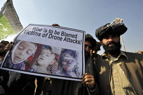 drone victims pakistan
