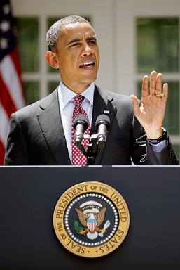 President Obama speaks about immigration