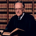 Late Supreme Court Justice Harry Blackmun