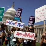 VAWA rally in washington dc