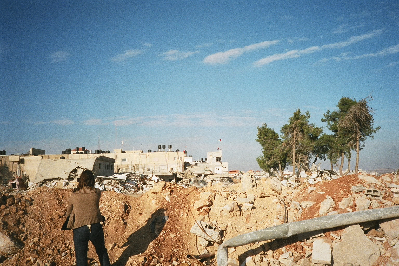 gaza demolitions