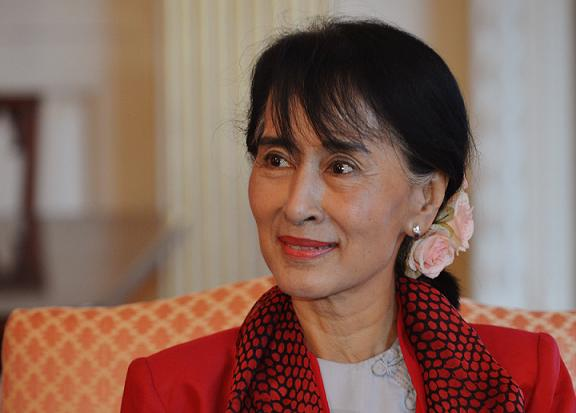aung san suu kyi myanmar burma