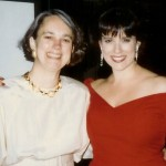 Terry Rockefeller and her sister Laura