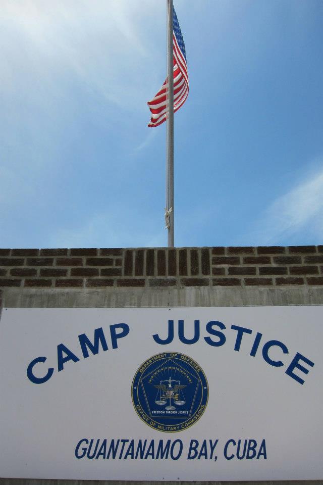 camp justice guantanamo