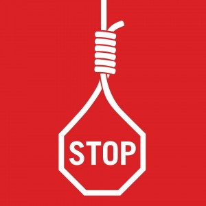 stop death penalty graphic