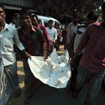 Bangladesh garmet fire victim