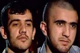 Loghman and Zaniar Moradi