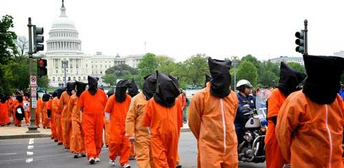 close gitmo rally