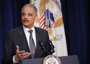 The Senate Judiciary Committee will hold its ninth periodic oversight hearing of the Department of Justice on Wednesday, March 6th at 9 a.m. with U.S. Attorney General Eric Holder  (Photo credit: MANDEL NGAN/AFP/Getty Images).