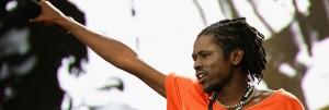 Emmanuel Jal is a hip-hop artist and humanitarian, as well as a former child solider.