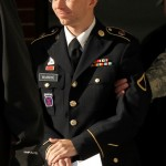 U.S. Army private first class Bradley Manning (Photo Credit: Alex Wong/Getty Images).