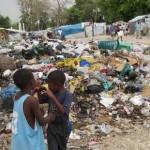 IDP camp Grace Village, Carrefour municipality, Port-au-Prince, Haiti, May 2012 (Photo Credit: Amnesty International).
