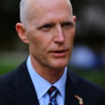 Gov. Rick Scott (Photo Credit: Joe Raedle/Getty Images).