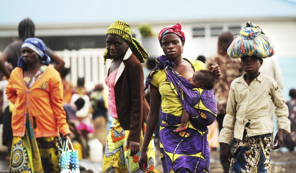 "Save the Children's ""State of the World's Mothers"" report has named the Democratic Republic of Congo as the world's worst place to be a mother (Photo Credit: Leon Sadiki/City Press/Gallo Images/Getty Images)."