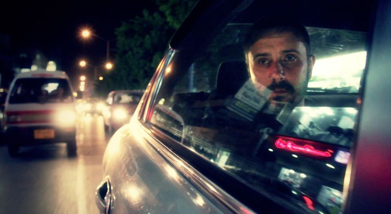 Still of Jeremy Scahill from the film Dirty Wars
