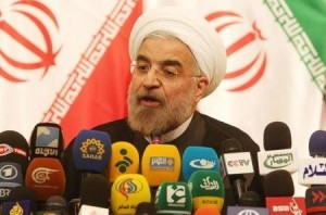 President-Elect Hassan Rouhani (Photo Credit: Kaveh Kazemi/Getty Images).