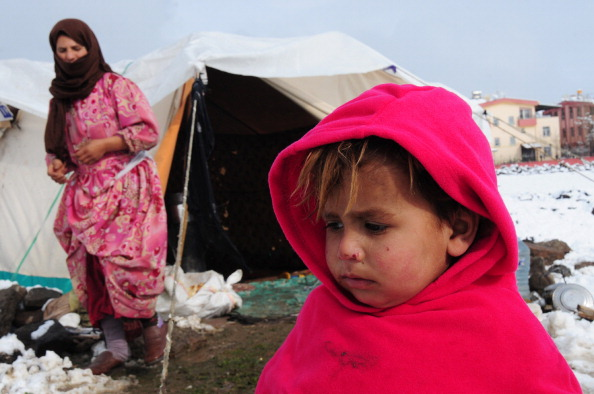 TURKEY-SYRIA-CONFLICT-REFUGEES