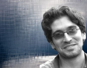 Imprisoned student activist Arash  Sadeghied (Photo Credit: HRA-news).