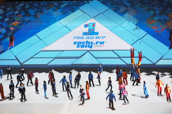 The spotlight turns to Russia as the world prepares for the 2014 Olympics in Sochi, revealing an ugly truth (Photo Credit: Oleg Nikishin/Getty Images).