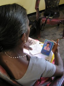 Hundreds of relatives still wait for information about their loved ones (Photo Credit: Private).