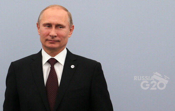 President of the Russian Federation Vladimir Putin (Photo Credit: Mikhail Kireev/Host Photo Agency via Getty Images).
