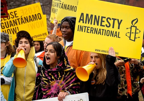 The Urgent Action Network continues to be one of the most powerful tools student activists have (Photo Credit: Amnesty International).