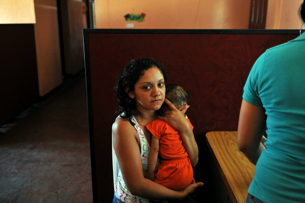 There were over 32,000 complaints of domestic violence and sexual abuse in Nicaragua in 2012 (Photo Credit: Hector Retamal/AFP/Getty Images).