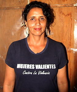 Dina Meza, a Honduran journalist and human rights activist, has been threatened repeatedly with sexual violence.