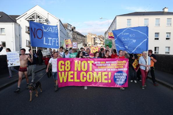 G8 Summit Starts In Northern Ireland
