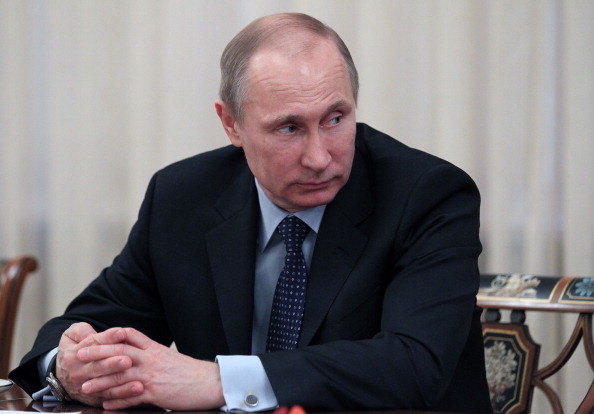 Russian President Vladimir Putin (Photo Credit: Sasha Mordovets/Getty Images).