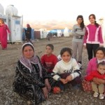 Women at Arbat complained that Iraqi Kurdish security officials there forbad them from leaving the camp unless accompanied by a male relative © Amnesty International.