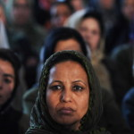 The deeply flawed Article prohibits the relatives of an accused individual from acting as witnesses during a criminal prosecution, including cases of violence against women (Photo Credit: Shah Marai/AFP/Getty Images).