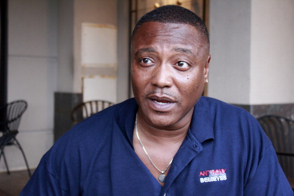 Anthony Graves is one of the 143 exonerated death row inmates who have been released due to wrongful conviction since the death penalty was reinstated in the U.S. Graves spent 18 years in jail, including 16 years on death row, for a crime he didn't commit (Photo Credit: Chantal Valery/AFP/Getty Images).