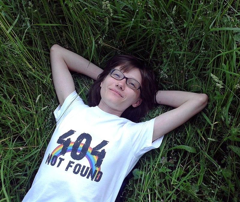 "Meet Elena Klimova, the latest victim of Russia's new ""gay  propaganda"" law (Photo Credit: Private)."