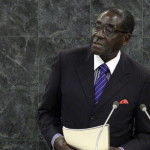 President Mugabe of Zimbabwe was not invited to the US-Africa summit happening this week, due to US sanctions, but the summit must keep Zimbabweans, many of whom have been suppressed and denied their basic human rights, in mind. (Photo Credit: Mike Segar-Pool/Getty Images)