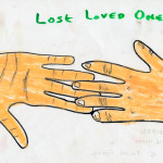 Artwork for disappeared uncle 'Lost Loved Ones'