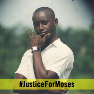Justice for Moses