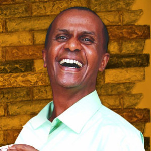 Prisoner of Conscience Eskinder Nega is serving an 18-year sentence for his legitimate work as a journalist in Ethiopia (Photo Credit: Amnesty International).