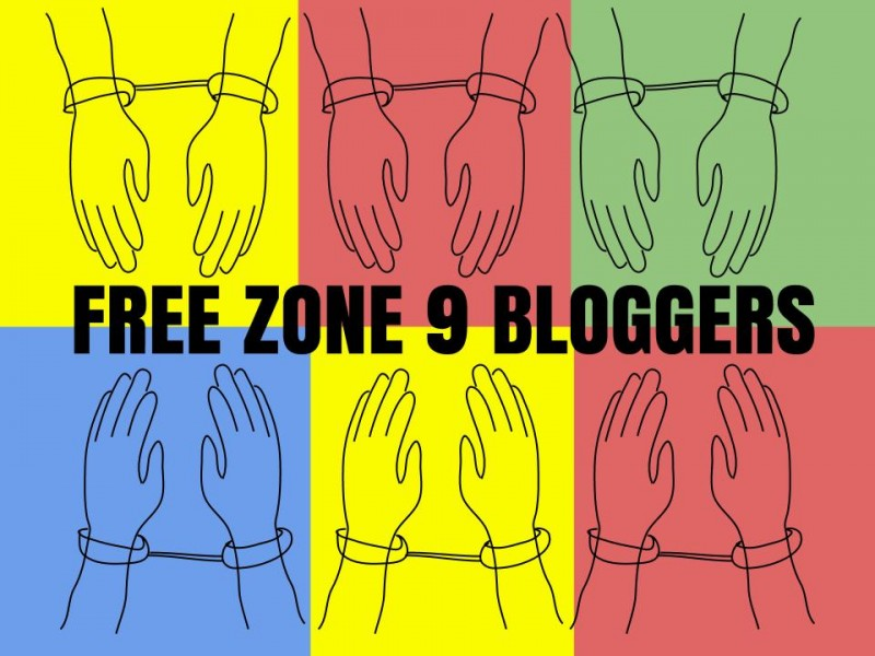 Free Zone 9 Bloggers