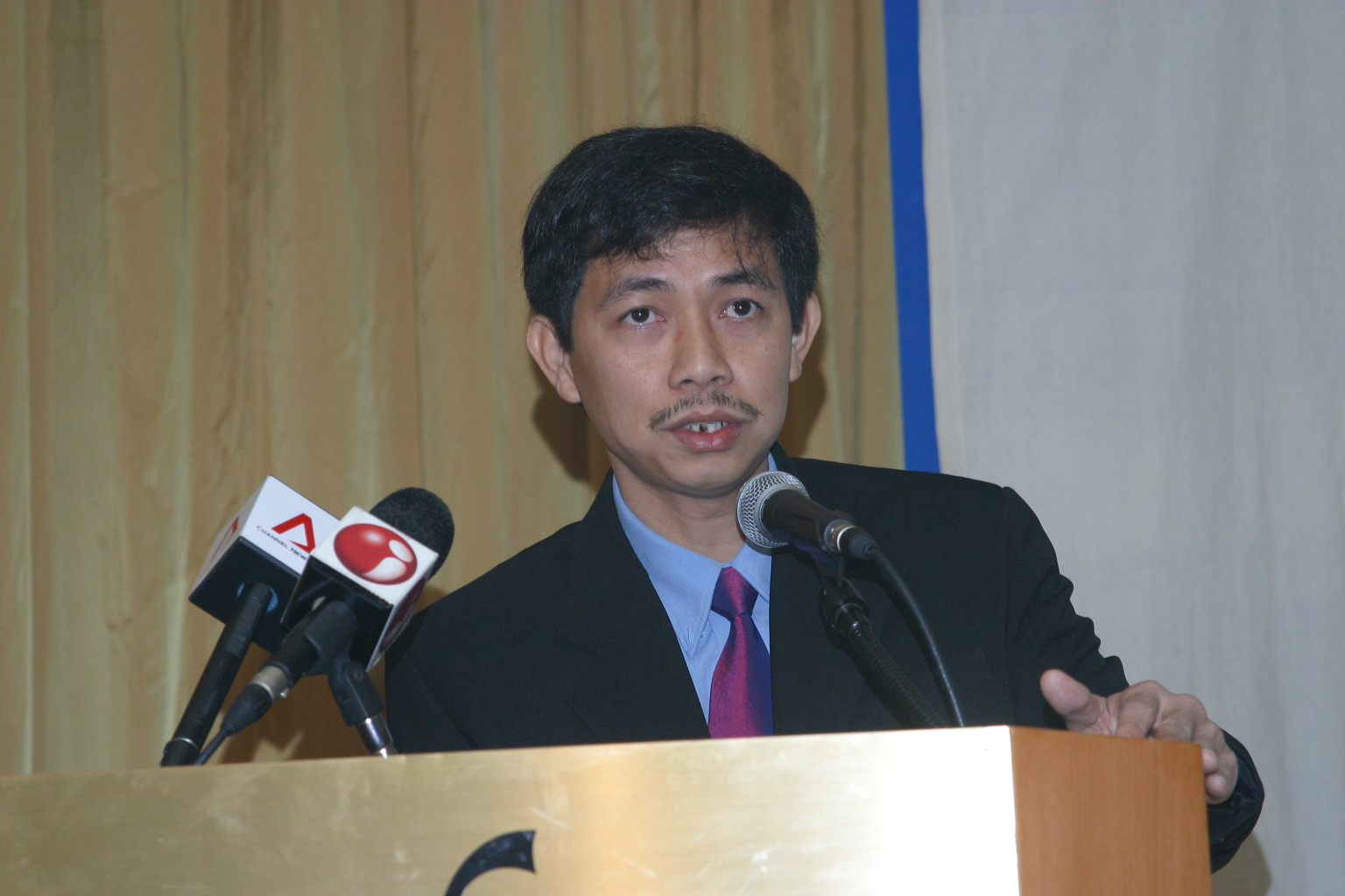 Tran Huynh Duy Thuc, Prisoners of Conscience in Viet Nam