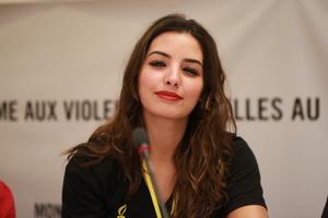 Jihane Bergaoui, Amnesty USA's Country Specialist for Morocco and the Western Sahara ©Meriam Zemzari