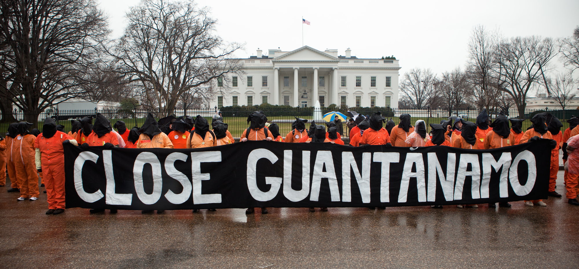 10 years of Guantanamo - Close Guantanamo Now