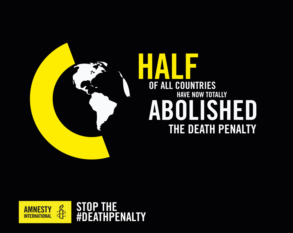 amnesty international against the death penalty essay Amnesty international essay examples  an argument against death penalty 919 words 2 pages a case study of the amnesty international and its official website.